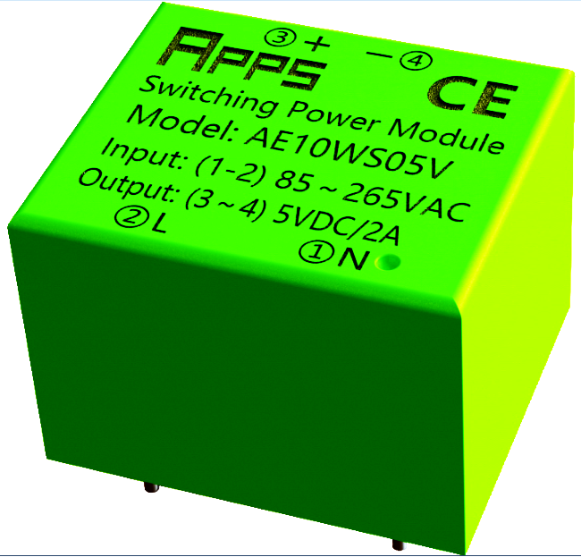 10W Switch-Mode Power Supply